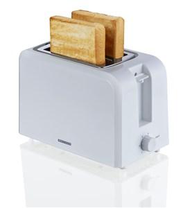 Image of   Hvid Brødrister 2-slice