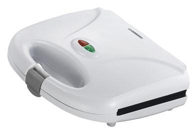 Image of   Sandwich maker, white/grey, 750 watt