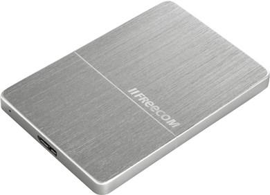 Image of   mHDD 1TB External Hard Drive, 5 Gbps, USB 3.0, silver