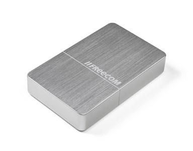 Image of   mHDD Desktop Drive - 10TB Silver