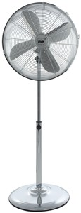 Mia MIAVLO7010 Retro Steel Fan Gulvventilator