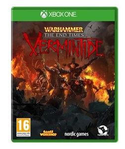Warhammer: The End Times - Vermintide, Xbox One Basis Engelsk, Fransk