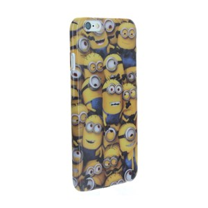 MINIONS Mobil Cover iPhone 6/6S Plast Multi Minions
