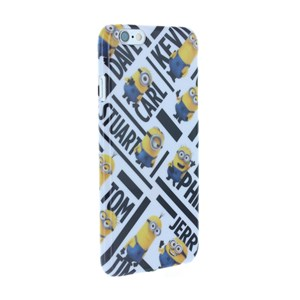 MINIONS Mobil Cover iPhone 6/6S Plast Name Minions