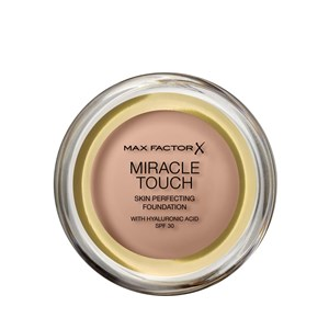 Flydende makeup foundation Miracle Touch Max Factor 070 - natural