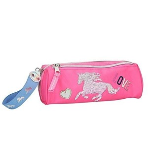 Depesche Miss Melody - Pencil Case - Pink (0410606)
