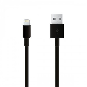 MIXIT Lightning ChargeSync Cable, Black (2m)