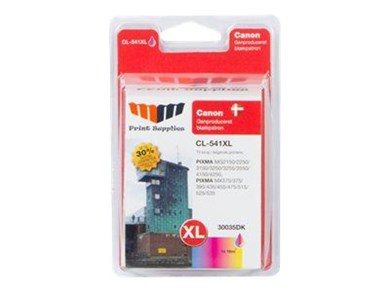 MM Print Supplies Color Inkjet Cartridge (CL-541XL)