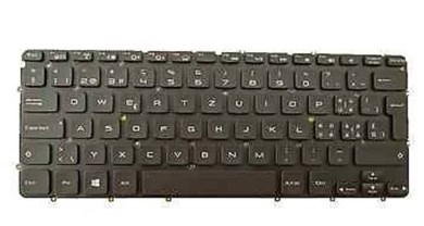 Dell MN45J notebook reservedel Tastatur
