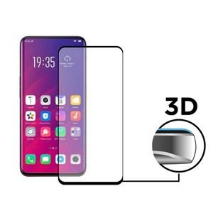 Billede af Mobil projektorskærm af hærdet glas Oppo Find X KSIX Extreme 3D