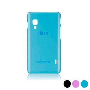 Mobilcover Optimus L5 Ii E460 LG Ultra Slim Pink