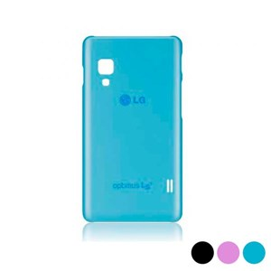 Mobilcover Optimus L5 Ii E460 LG Ultra Slim Sort