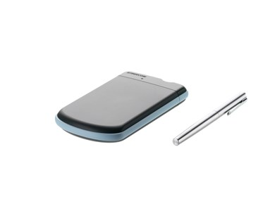 Image of   Mobile ToughDrive, ekstern harddisk i stødabsorberende hylste