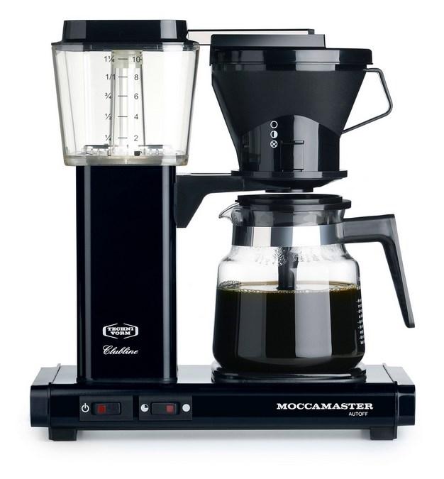 Moccamaster Moccamaster KB952 AO Sort Kaffemaskine - Skiftselv.dk