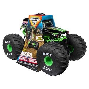 Image of   Monster Jam Mega Gravedigger Monster lasbil Elektrisk motor 1:6
