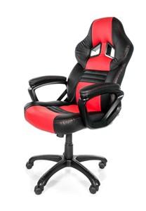 Image of Monza Universal gamingstol Polstret sæde Sort, Rød