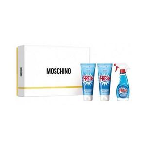 Parfume sæt til kvinder Fresh Couture Moschino (3 pcs)