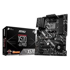 MSI Motherboard MSI X570-A Pro ATX DDR4 AM4