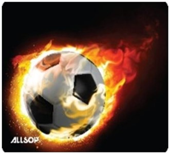 Billede af Allsop Mouse Pad Football