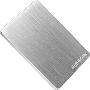 Image of   mSSD Mobile Drive Metal Slim USB 3.1 480GB Silver