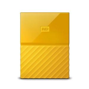 Image of   My Passport ekstern harddisk 2000 GB Gul