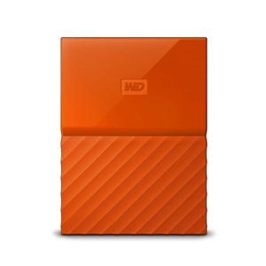 Image of   My Passport ekstern harddisk 2000 GB Orange