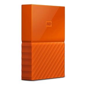 Image of   My Passport ekstern harddisk 3000 GB Orange