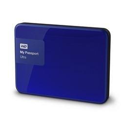 Image of   My Passport Ultra ekstern harddisk 3000 GB Blå