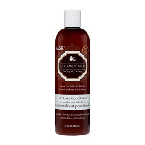 HASK Nærende Hårbalsam Coconut Milk & Honey Curl HASK (355 ml)