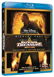 National Treasure - Blu Ray