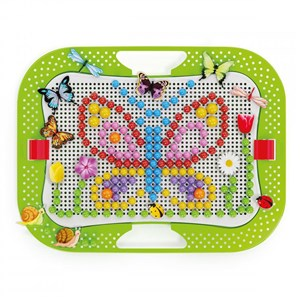 Image of   Nature Fun Bugs & Pegs 320 psc