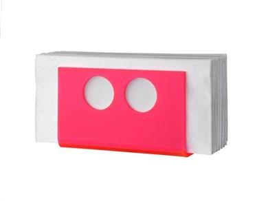 Servietholder Napkin U – Pink