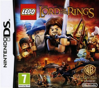 LEGO The Lord Of The Rings Nintendo DS Basis