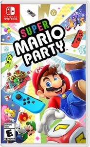 Nintendo Super Mario Party videospil Nintendo Switch Basis