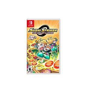 Nintendo Sushi Striker: The Way of Sushido, Switch videospil Nintendo Switch Basis