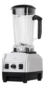 Image of   NORDIC HOME CULTURE power blender, 1200W, up to 28000 rpm, silver