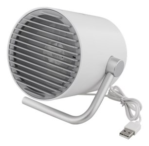 NordicHome NORDIC HOME CULTURE USB-Fan, Two modes, White