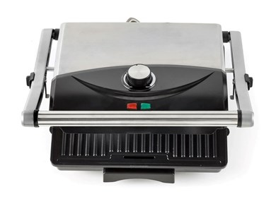 Image of   Kontaktgrill 2000 watt Sort