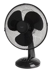 NordicHome NORDIC HOME CULTURE Desk Fan, 310mm, three speed setting, 40W, tiltabl