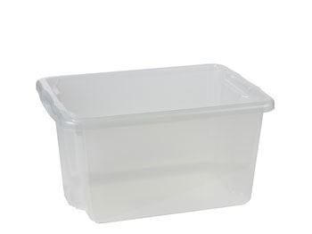 Nordiska Plast Opbevarings Stabel/nestboks 33L Opbevaringkurv