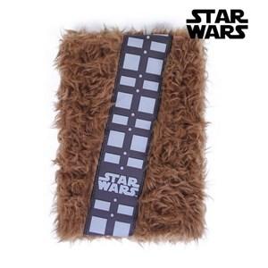 Notesbog Chewbacca Star Wars Brun
