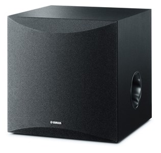 NS-SW050 subwoofer 50 W Sort