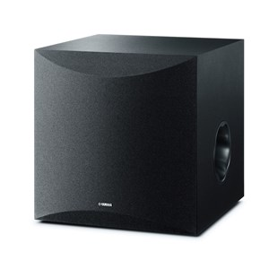 NS-SW100 subwoofer 50 W Sort