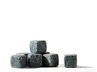 Image of   462244 afkølingssten til drinks Grå Granit