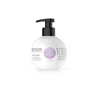 - Nutricolor Creme Bombe 1002 White Platinum