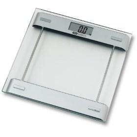Image of   Ligth Line Elektronisk personlig vægt Sølv, Transparent