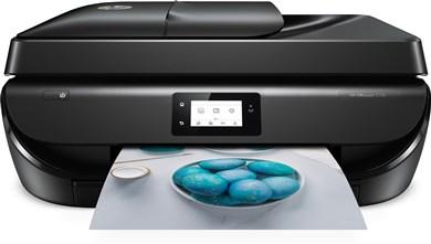 HP OfficeJet 5230 Inkjet 4800 x 1200 dpi 10 sider pr. minut A4 Wi-Fi