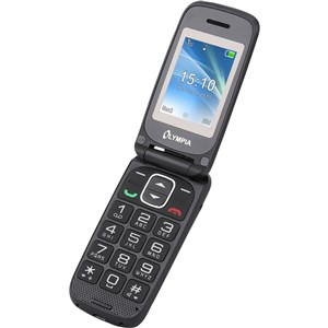 "Image of   Classic Mini II 5,08 cm (2"") 170 g Hvid Camera phone"