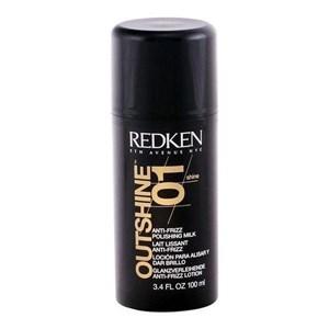 Opstrammende glatte lotion Shine Brillance Redken (100 ml)