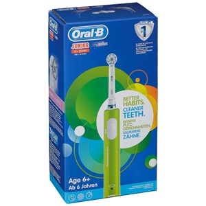 Image of   Junior 4210201202318 elektrisk tandbørste Barn Roterende tandbørste